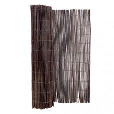 FŰZFA vessző tekercselve, 100 x 300 cm, kezeletlen