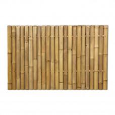 GIANT bambuszrúd panel 60-80 mm-es APUS bambuszból, 120 x 180 cm