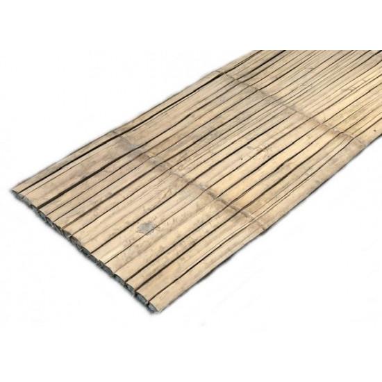 Guadua kiterített bambusz lap 240 x kb. 30 cm