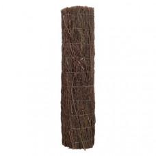 HANGA vessző tekercselve, 100 x 500 cm, kezeletlen