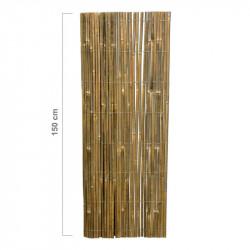 SPLIT bambusz hasíték tekercselve, 150 x 500 cm, kezeletlen