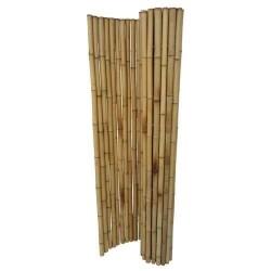 XL natúr bambuszrúd tekercs, 120 x 180 (szél) cm, D.35-45 mm