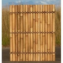 Felezett APUS bambuszrúd, 2000 x 70 -80 mm