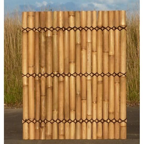Felezett APUS bambuszrúd, 2000 x 50 -60 mm