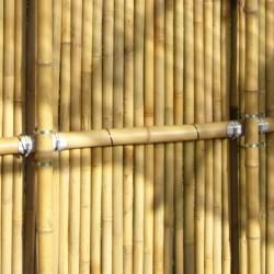 """Rozsdamentes keresztalakú """"+"""" kötőelem D.40-60 mm-es rúdhoz"""