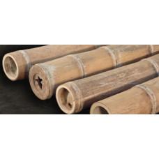PETUNG bambuszrúd, 2850 x 130-150 mm