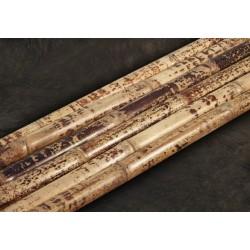 TUTUL tigrisbambusz, 2400 x 70-80 mm