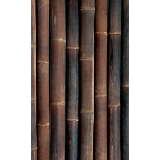 WULUNG bambuszrúd, 3000 x 30-40 mm