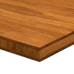 Bambusz panel: fonott minta, kávébarna szín,3-rétegű 2440*1220*20 mm