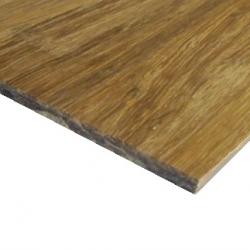 Bambusz vékonypanel: fonott minta, kávébarna szín, 1-rétegű 2440*1220*4 mm