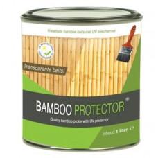 Bamboo Protector - színtelen, UV-álló kültéri lakk bambuszrúdhoz, 1 Liter