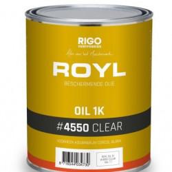 Corcol (ROYL 1K #4550) beltéri vízálló olaj, 1 liter