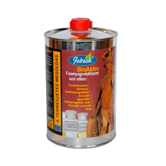 JOBECK szúvédő olaj és impregnáló, 0,5 liter