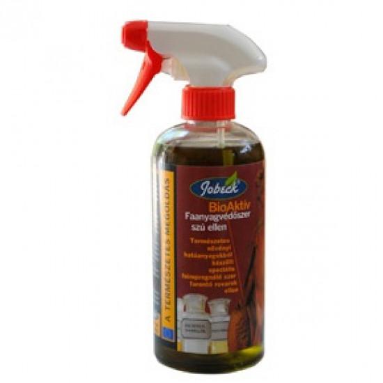 JOBECK szúvédő olaj és impregnáló, 300 ml - pumpás
