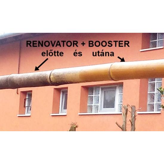 Bamboo Grey-Go - bambusz felület felújító (RENOVATOR), 0,5 liter, pumpás