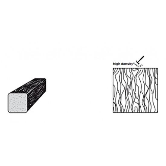 Bamboo X-treme thermokezelt kültéri bambusz léc 2000*80*40 mm