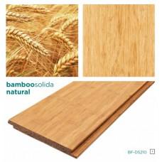 SOLIDA NATÚR Click-es bambusz hajópadló, fonott minta, lakkozott, 1850*137*14 mm/szál - 6 db-os doboz (1,521 m2)