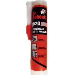 Dr. Schenk 520 - Fix színtelen építési ragasztó, , 300 ml-es