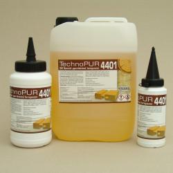 TechnoPUR 4401 - D4-es vízállóságú gyorskötésű PUR ragasztó, 300 g