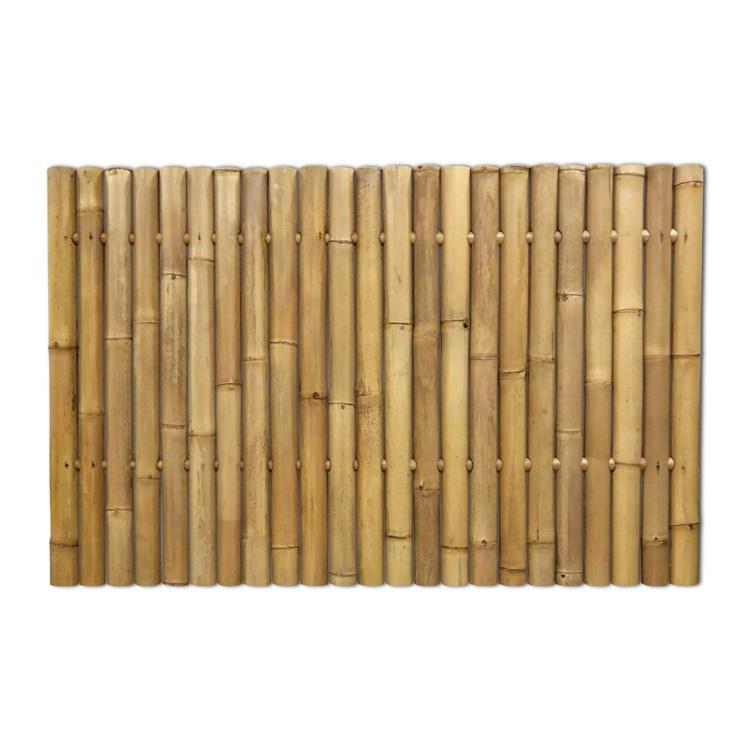 GIANT bambusz kerítés (2)